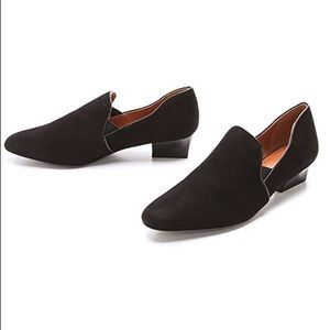 Rebecca Minkoff Maybre Suede Loafers